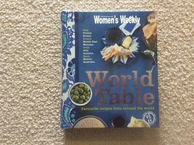 Australian Womens Weekly Cookbook World Table Recipes From Around The World