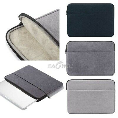 "Universal Laptop Sleeve Case Carry Bag Pouch For 11.6"" 13.3"" 14"" 15.6"" Notebook"