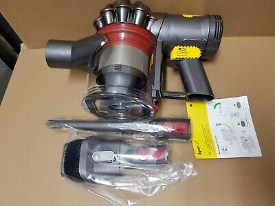 Dyson V7 Handheld Vacuum Cleaner Trigger Main Motor, cyclone, Bin and Tools