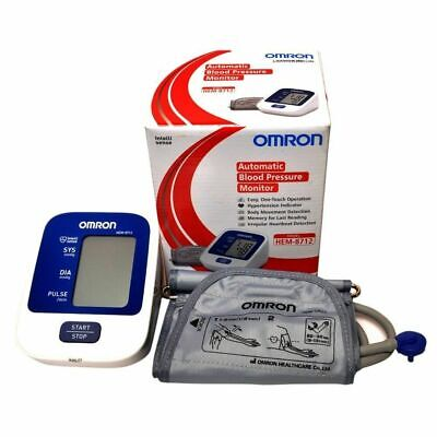 Omron Automatic Blood Pressure Monitor HEM-8712 For Upper Arm SEALED PACK