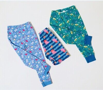 Mini Club & George Baby Boys Peppa Pig Pyjama Bottoms And Shorts 18-24 Months