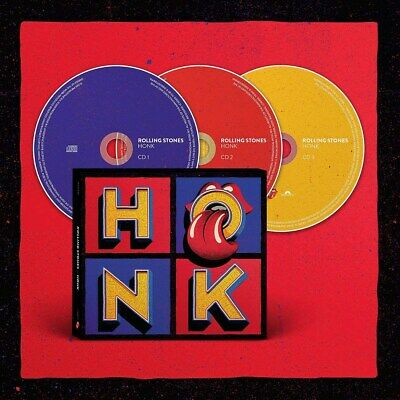 Honk - The Rolling Stones (Deluxe  Box Set) [CD]