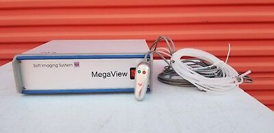 Megaview  Soft Imaging System Sis With Controller