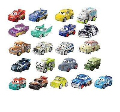 *Disney Pixar Cars Mini Racers, Assorted. Sealed Pkg.WAVE 1-5  Choose Favorite!*