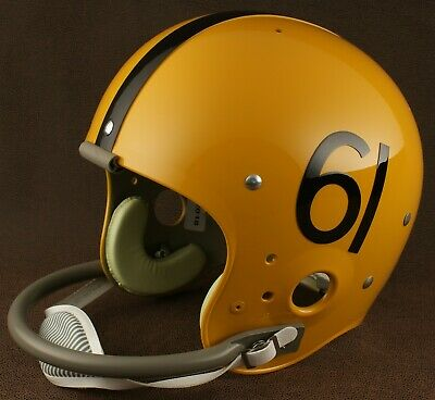 87c977e3 PITTSBURGH STEELERS RIDDELL TK Suspension Vintage Game Style ...
