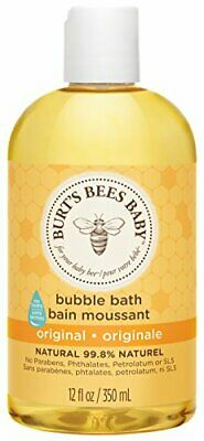 Burt's Bees Baby Bee Bubblebath, 350ml / 12Fl Oz by Burt's Bees Brand New