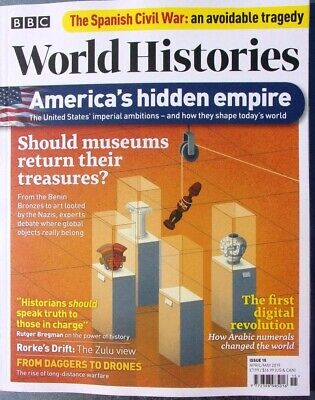Bbc World Histories Magazine Issue 15 - April / May 2019 ~ New ~