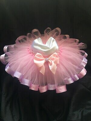Pink And Lilac Tutu Skirt Age 6/12 Months,Baby Tutu, Cake Smash Party.