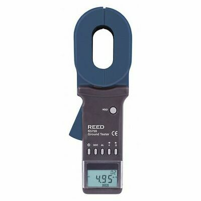 REED INSTRUMENTS R5700 Clamp On Earth Resistance Tester