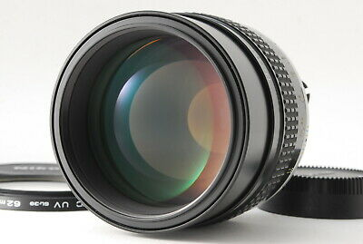 **Mint** Nikon AiS Nikkor 105mm f/1.8 Ai-S MF Lens from Japan-#1208