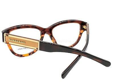 1b216a20714 BURBERRY B 2208 3559 Eyeglasses Frames Glasses Dark ~ Light Tortoise ~ 51mm
