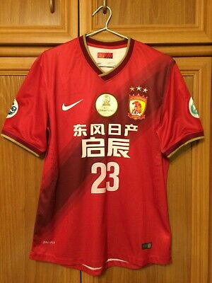Camiseta Guangzhou Evergrande 2013 #23 Diamanti