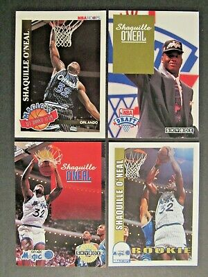 Shaq Shaquille Oneal 1992 Upper Deck Rookie Card P43 Magic