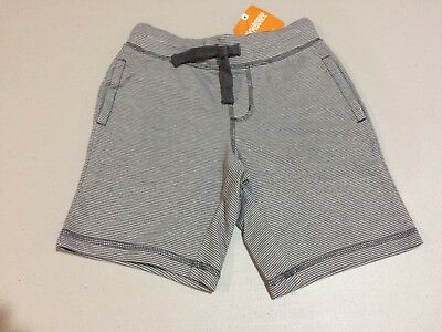 NWT Gymboree Boy shorts Pull on cotton Outlet Gray