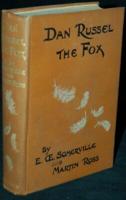 E. OE. Somerville / DAN RUSSEL THE FOX AN EPISODE IN THE LIFE OF MISS #262737