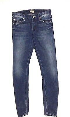 290cdca7e869 MOTHER THE LOOKER Skinny Jeans In Songs Of The Cowboys W24 Uk 6 ...