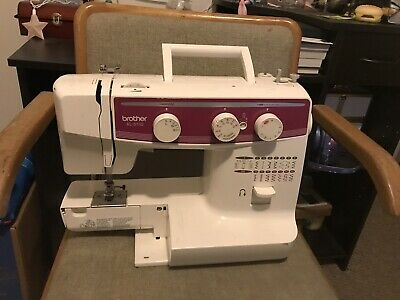 Brother XL-5130 Mechanical Sewing Machine No Foot Pedal