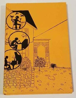 Fun Home: A Family Tragicomic Alison Bechdel Hardcover No Dust Jacket Used