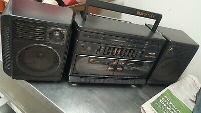 Sanyo Radio Casset Player
