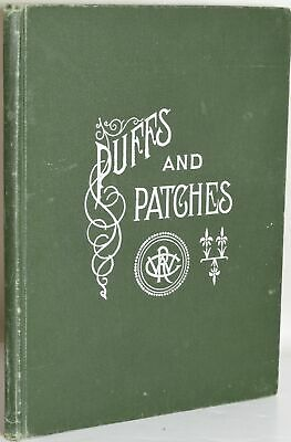 COLLEGE ANNUAL PUFFS AND PATCHES PUBLISHED ANNUALLY BY THE STUDENTS 1st #279264