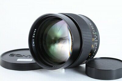 Contax Carl Zeiss Planar 85mm F1.4 MMJ For SLR For Yashica/Contax