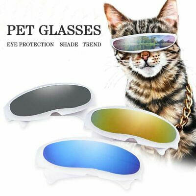 Pet Dog Cat Glasses Sunglasses Funny Eye Wear Toy Puppy Prop Costume Outfit