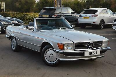 Mercedes-Benz SL 380 R107 with Hard and Soft Tops - Great Condition