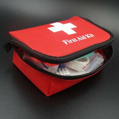 Travel Emergency Survival Sport Bag Mini Portable First Aid Kit Home& Outdoor YP