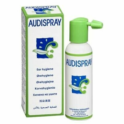 Audispray Adult Ear Cleaning Solution 50ml