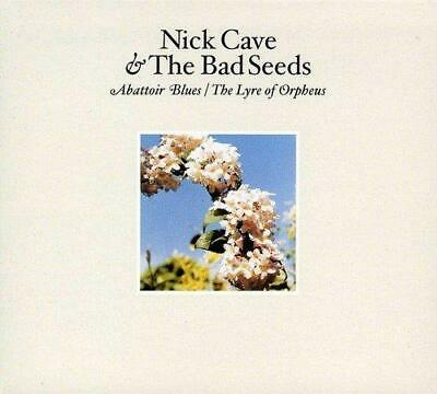 Nick Cave & The Bad Seeds ‎– Abattoir Blues / The Lyre Of Orpheus 2Cd & Dvd Set