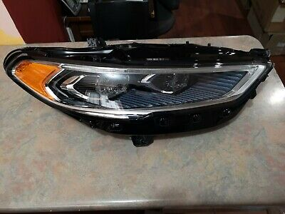 2017 2018 Ford Fusion Rh Led Headlight
