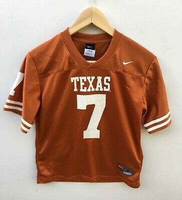 NIKE TEAM Texas rangers child's supporter's guernsey size S 8 10