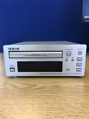 TEAC PD-H300 CD Player  Excellent Condition  Manual Included