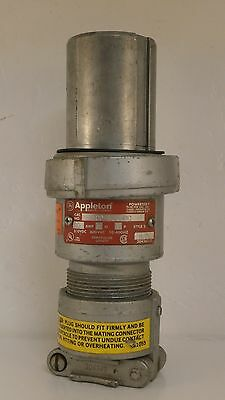 Appleton Powertite Plug Acp-6023Bc