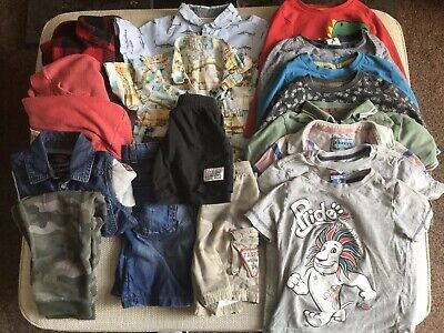 Massive Boys Clothes Bundle 3-4 Years summer