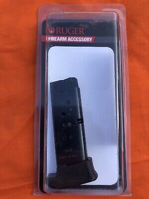Ruger LCP  380 ACP 7-Round Magazine Steel with Finger Rest Extension