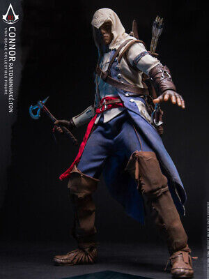 In Stock 1 6 Scale Damtoys Assassin S Creed Iii Connor Dms010