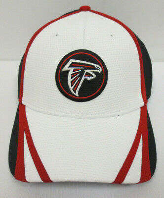 newest 488c0 edf46 Atlanta Falcons Hat Cap New Era 39Thirty Flex Fit Stretch Mens Nfl Football