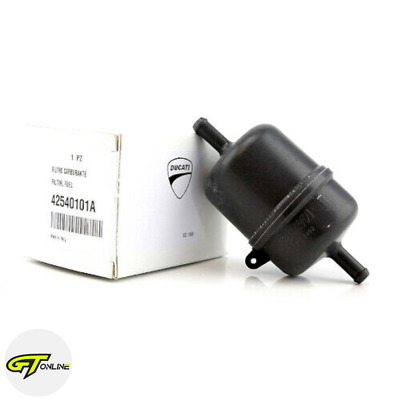 Genuine Ducati Fuel Filter | Fits 749, 999, Monster 620, 800, 1000, Multistrada