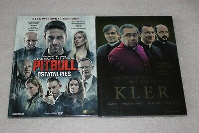 KLER - DVD + Pitbull Ostatni Pies - DVD ENGLISH SUBTITLES