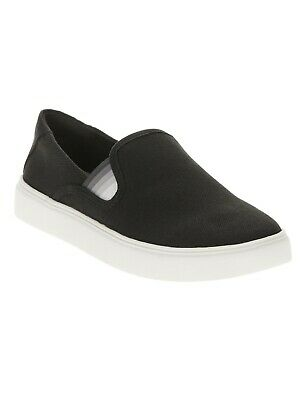 ed0aad4d64fa9 STEVE MADDEN ELLEN Quilted Sneakers Black Slip On Shoes Womens Size ...
