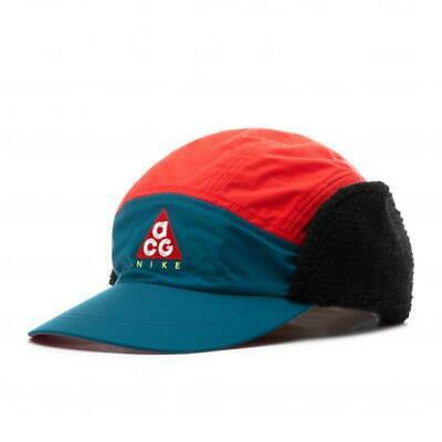 6b26c5e4 Nike Lab ACG All-Conditions-Gear Sherpa EARFLAPS Cap Hat Camp Supreme  AR0497-
