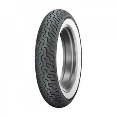 Dunlop Harley-Davidson® D402 Front Motorcycle Tire MT90B-16 (72H) Wide White
