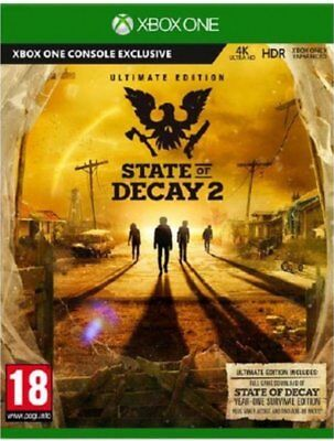 State Of Decay 2 - Ultimate Edition - Nordic - Xbox One - new