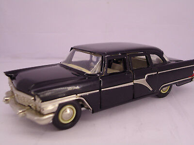 Vintage Norma Rare Large Blue Gaz Chaika ZIS Car Toy USSR Remote Ctr.+Box Alle Artikel in Elektrisches Spielzeug