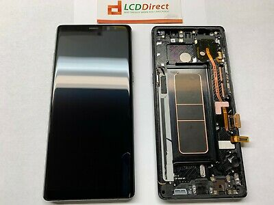 New LCD Display Touch Screen Digitizer with Black Frame Samsung Galaxy Note 8