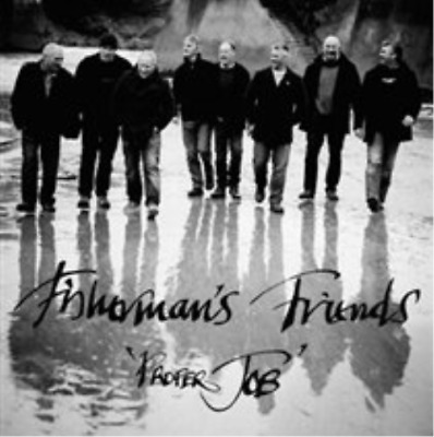 The Fisherman's Friends-Proper Job CD NEW