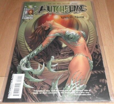 Witchblade (1995) #81...Published Jan 2005 by Image