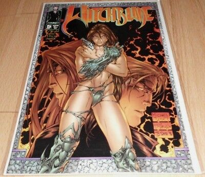 Witchblade (1995) #5...Published May 1996 by Image