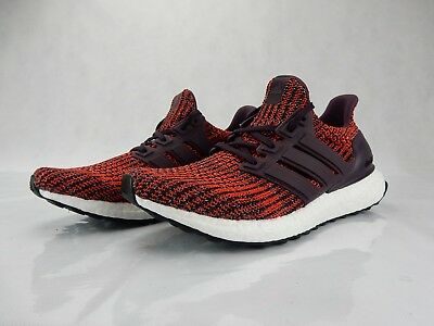 314a4ddfd Adidas Ultra Boost 4.0 Deep Burgundy White Energy CP9248 Men s Size 7.5 New  NIB